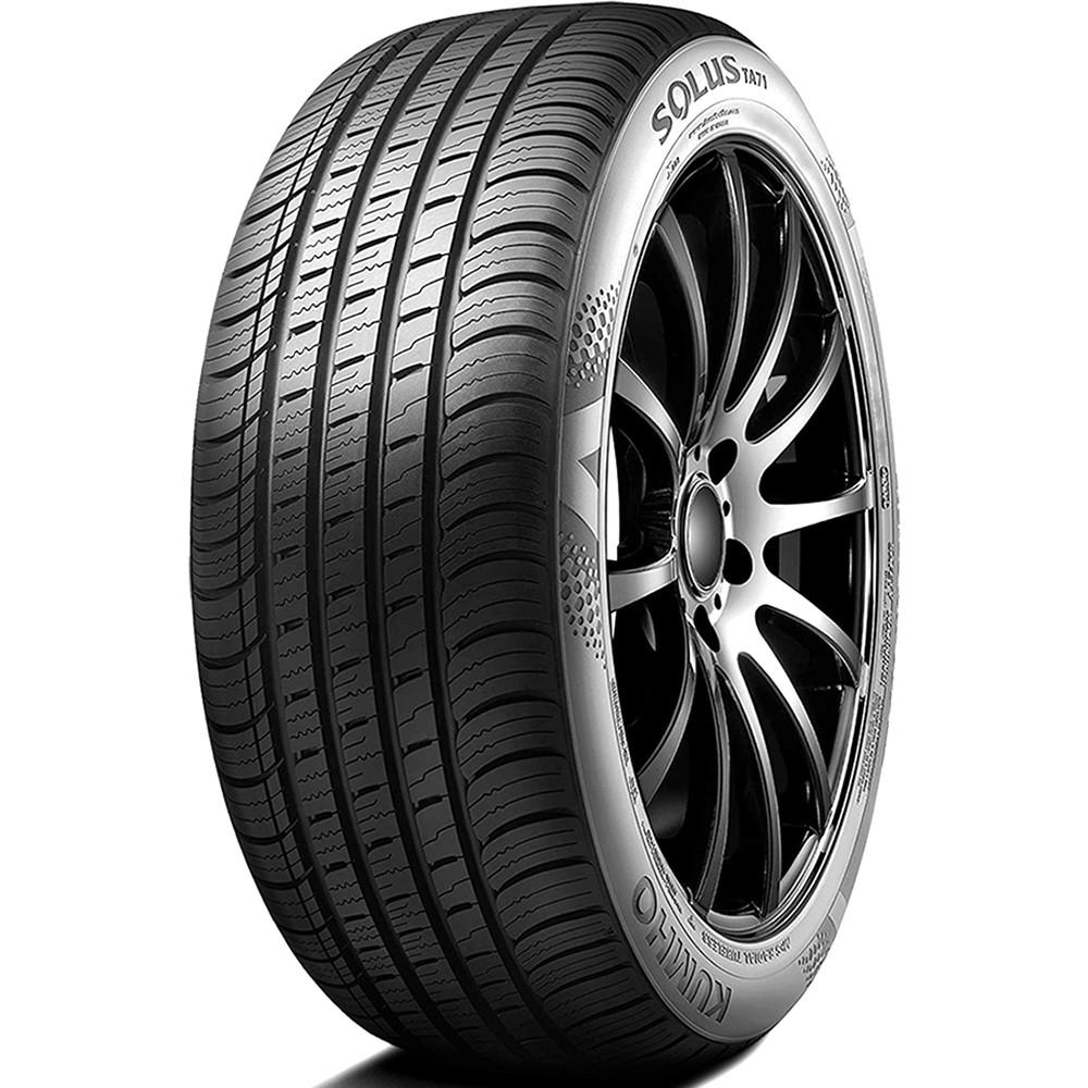 PriorityTire.com coupon: Kumho Solus TA71 235/45R18 XL Performance Tire