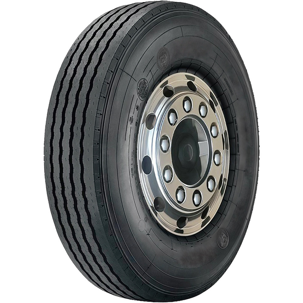 PriorityTire.com coupon: MRF Steel Muscle S1R4 215/75R17.5 G (14 Ply) Highway Tire