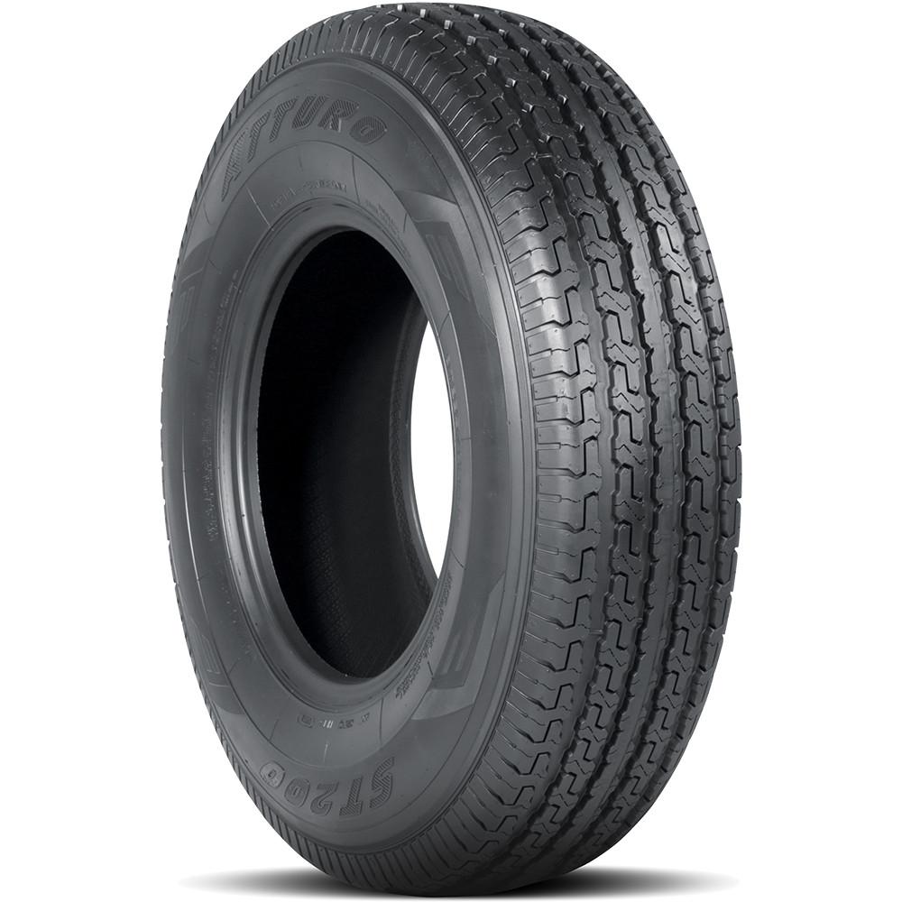 PriorityTire.com coupon: Atturo ST200 175/80R13 C (6 Ply) Highway Tire