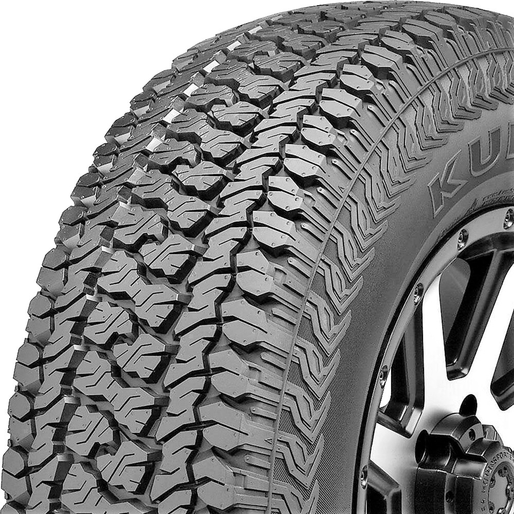 PriorityTire.com coupon: Kumho Road Venture AT51 245/70R16 XL All Terrain Tire