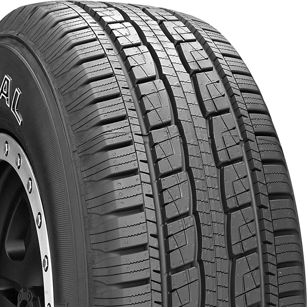 General Grabber HTS 60 31X10.50R15 C  6 Ply  Highway Tire
