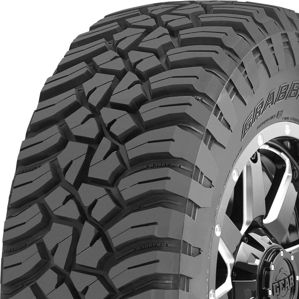 General Grabber X3 31X10.50R15 C  6 Ply  Mud Terrain Tire