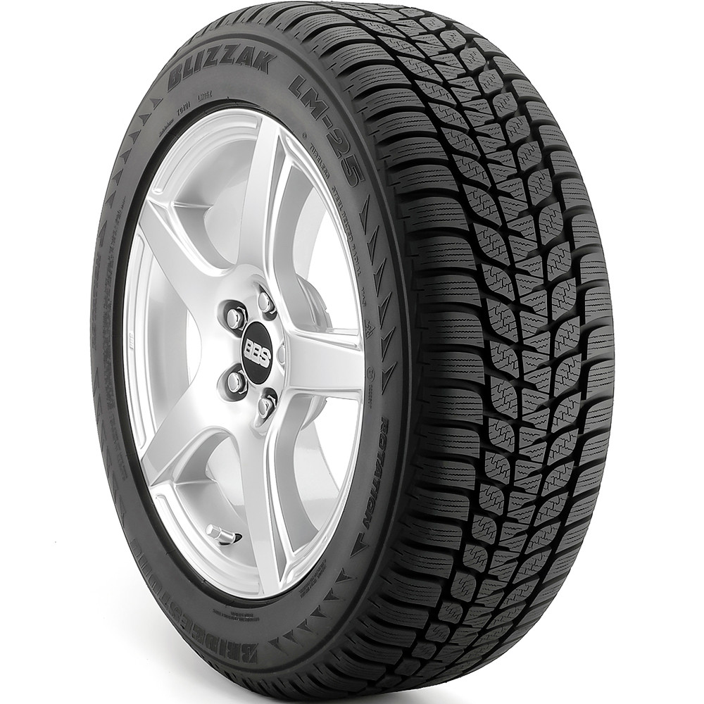 Bridgestone Blizzak LM-25 RFT 205/50R17 SL Performance Run Flat Tire