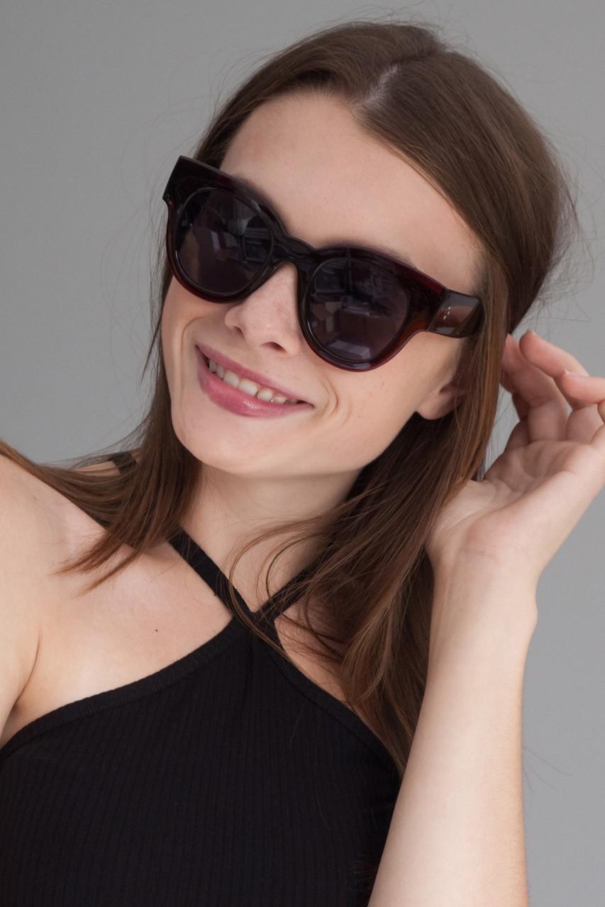 c5bae2b162 oversize translucent inset frame sunglasses BURNT SUGAR - The Rabbit Hole