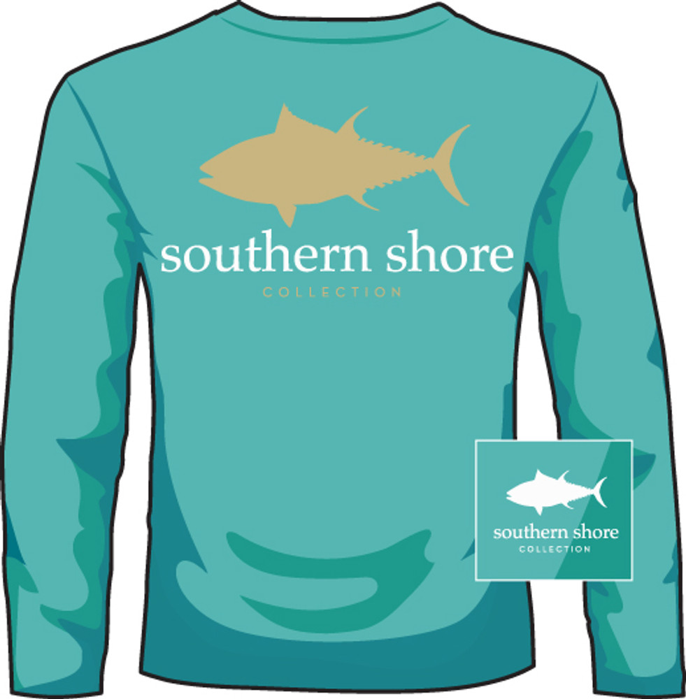 Southern Shore Light Green LS
