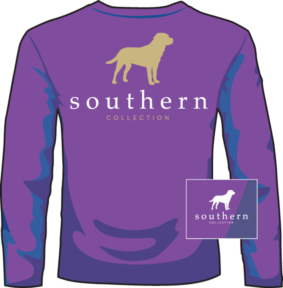 Southern Collection Purple LS
