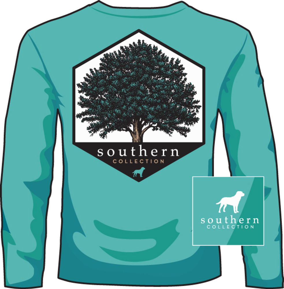Southern Collection Oak Tree LS