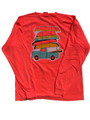 Denali Stacked Truck Mid Orange LS