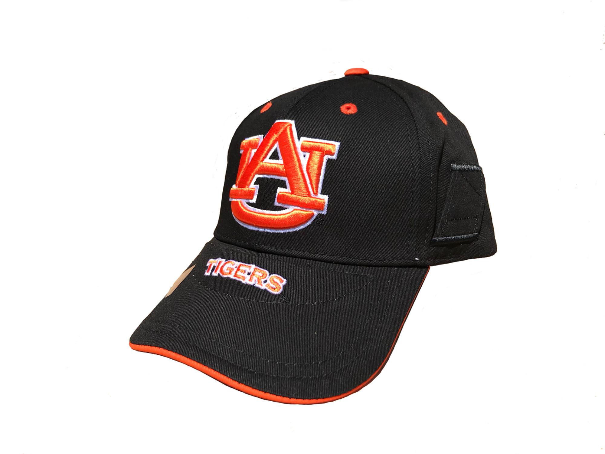 13091668a3dad ... best price auburn tigers hat w sunglasses holder c553f 91ab2