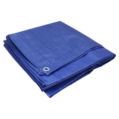 40' X 40' Blue Tarp