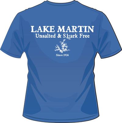 Lake Martin Unsalted Mid Blue