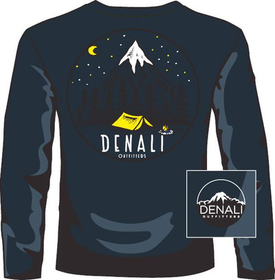 Denali Camp Pepper LS