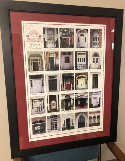 Example of Framed Print
