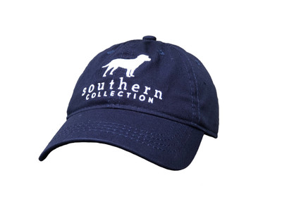 Southern Collection Navy Hat