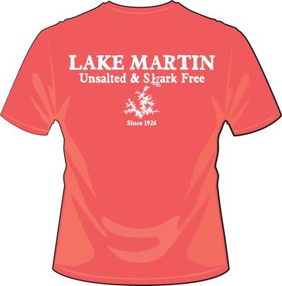 Lake Martin Unsalted  Watermelon