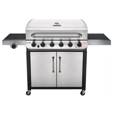 Char-Broil 6B Performance XL Stainless Grill 463244819