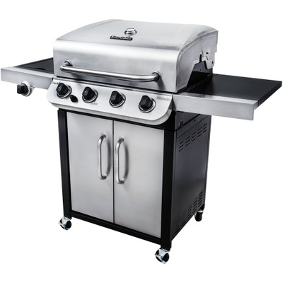 Char-Broil 4B Performance Stainless Grill 463375619
