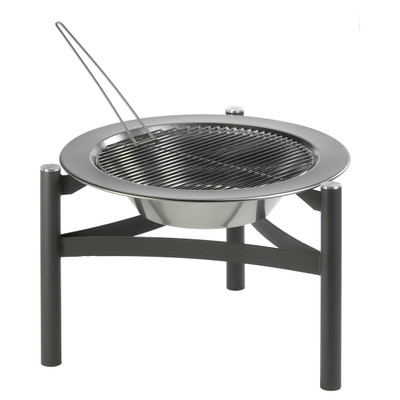 Dancook 9000 Stainless Fire Pit