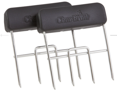 Charbroil Stainless Steel Meat Claws