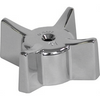 Gerber 90-401 Metal Handle - Cold Chrome
