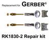 Gerber RK1830-2 2-Valve Shower Rebuild Kit