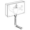 American Standard 606B.505.007 Selectronic Concealed Flush Valve Wall Box Back Spud Urinal 0.5GPF