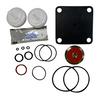 Watts 909 3/4-1 Inch Backflow Preventer Rubber Parts Repair Kit LFRK909RT 0794069