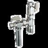 Dahl EQG3-5001-WHA, 1/2 QUICK-GRIP™ X 3/8 OD Comp X 3/8 OD Comp. Lead free.