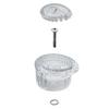 Moen 100710 Posi-Temp Single Handle Tub/Shower W/Cap