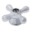 American Standard 013307-0020A Metal Chrome Cross Handle