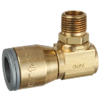 Dahl 620-QG3-62, 1/2 QUICK-GRIP™ X 3/8 MIP. Lead free.