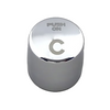 Delta RP7133 Metering Metal Knob Handle Kit - Cold