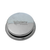 "Delany 2105A 3"" Oscillating Disc W/Logo & Wall Flange"