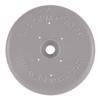 T&S Brass 001121-45 B-0107 Spray Valve Spray Face Gray