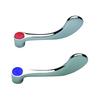 """Zurn G60504 4"""" Wrist Blade Handles (Pair)"""