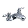 Symmons S-240-LAM-1.5 Symmetrix Two Handle Centerset Lavatory Faucet 1.5 GPM