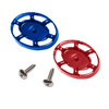 Arrowhead PK1299 Replacement Red & Blue Oval Handles & Screws