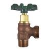 "Arrowhead 221LF 1/2"" MIP Lead Free Bronze Boiler Drain"
