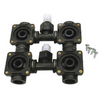 Acorn 2590-204-001 Hot & Cold Valve Body Assembly .5 Gpm