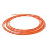 "Acorn 2152-010-199 1/8"" Od X 10' Orange Poly Tube"