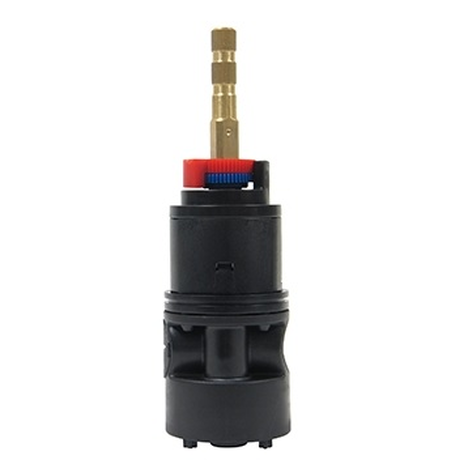 Gerber 97-231 Ceramic Disc Cartridge & Balancing Spool For 1H Pressure Balance Valve