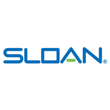 Sloan 0306350 F15A Rough Brass Elbow Tail Assembly Slip-Joint 3/4 X 7