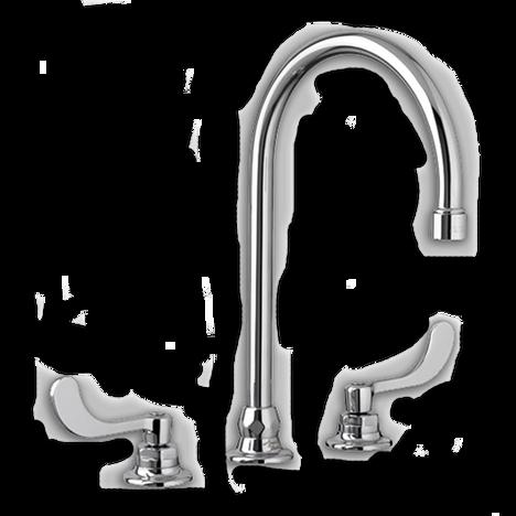 American Standard 6540.178.002 Monterrey Widespread Gooseneck Faucet
