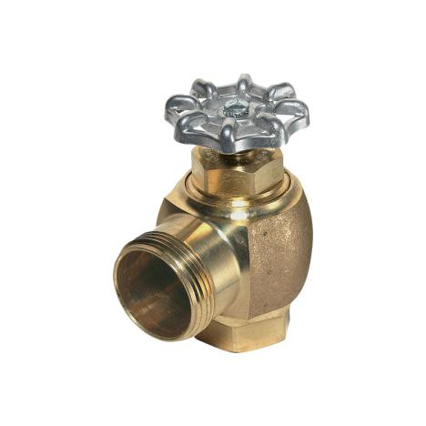 """Sloan 0388011 H730A Rough Brass Stop Assembly 3/4"""" Adjustable W/Concealed Wheel"""