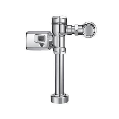 Sloan 3120014 Crown 111 SMO-1.6-OR Sensor Exposed Flushometer Closet 1.6 GPF