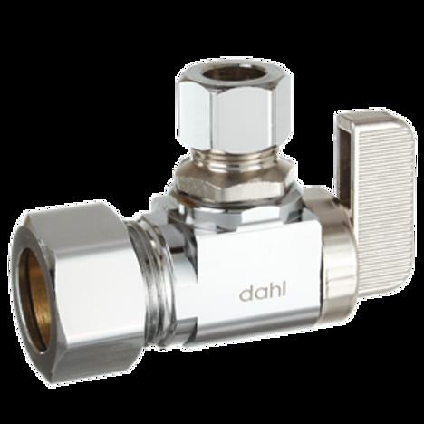 Dahl 611-33-31, 5/8 OD Comp X 3/8 OD Comp. Lead free.