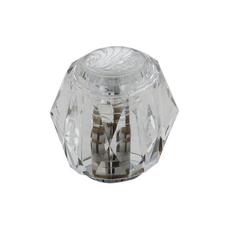 Delta H61 Clear Knob Handle Set