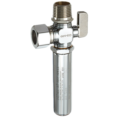 Dahl 611-33-01-14WHA, 5/8 X 1/2 X Water Hammer Arrester. Lead free.
