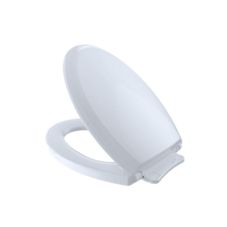 TOTO SS224#01 Guinevere Soft-Close Elongated Toilet Seat Cotton