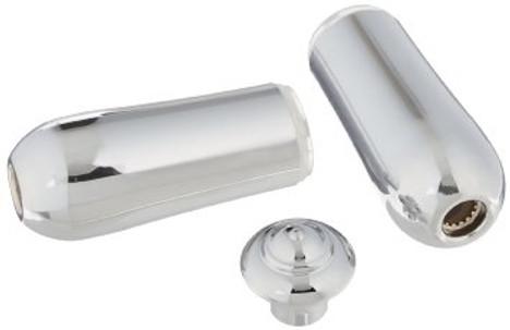 Delta A24 Metal Lever Handle Accent Kit Chrome